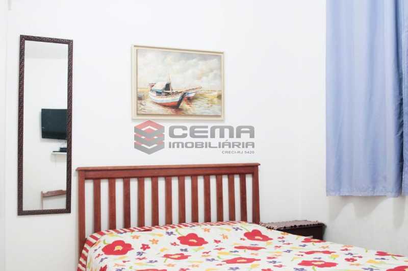 1 - Kitnet/Conjugado 24m² à venda Catete, Zona Sul RJ - R$ 270.000 - LAKI00861 - 1
