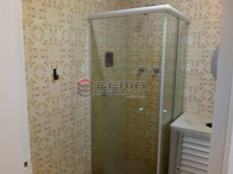 Banheiro Social 1 - Excelente Apartamento 3 quartos com vaga no Catete - LAAP32461 - 13