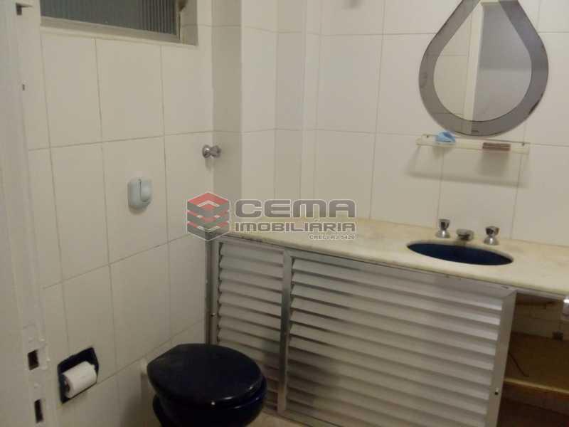 Banheiro Social 2 - Excelente Apartamento 3 quartos com vaga no Catete - LAAP32461 - 16