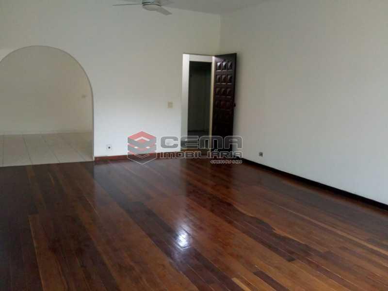Salão Amplo C - Excelente Apartamento 3 quartos com vaga no Catete - LAAP32461 - 5