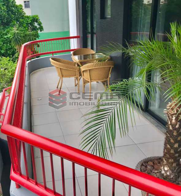 Varandão - Apartamento 2 quartos à venda Vila Isabel, Zona Norte RJ - R$ 675.000 - LAAP22865 - 5