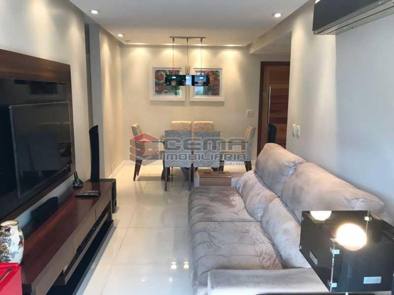 Sala - Apartamento 2 quartos à venda Vila Isabel, Zona Norte RJ - R$ 675.000 - LAAP22865 - 3