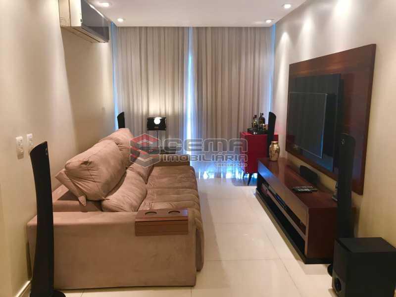 Sala - Apartamento 2 quartos à venda Vila Isabel, Zona Norte RJ - R$ 675.000 - LAAP22865 - 6