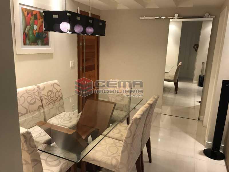Sala - Apartamento 2 quartos à venda Vila Isabel, Zona Norte RJ - R$ 675.000 - LAAP22865 - 8