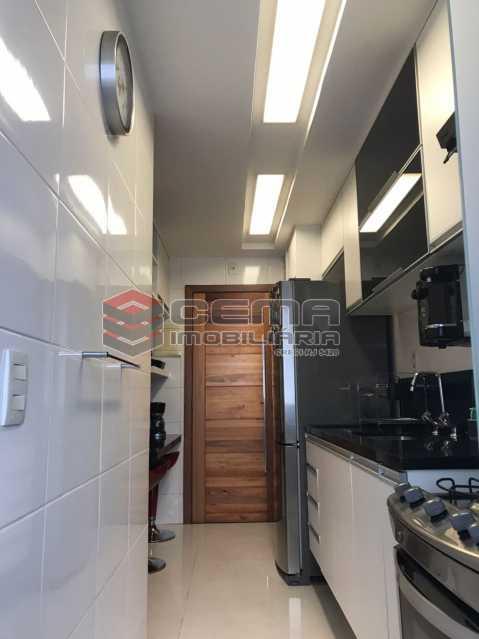 Cozinha - Apartamento 2 quartos à venda Vila Isabel, Zona Norte RJ - R$ 675.000 - LAAP22865 - 25