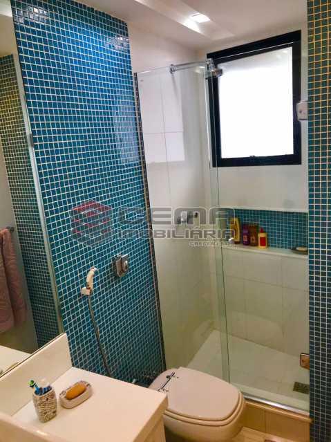 Banheiro Suíte 2 - Apartamento 2 quartos à venda Vila Isabel, Zona Norte RJ - R$ 675.000 - LAAP22865 - 24