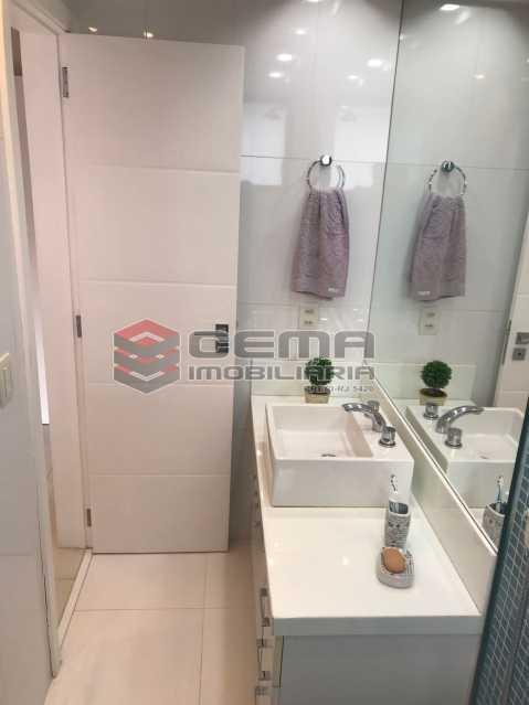 Banheiro Suíte 2 - Apartamento 2 quartos à venda Vila Isabel, Zona Norte RJ - R$ 675.000 - LAAP22865 - 22