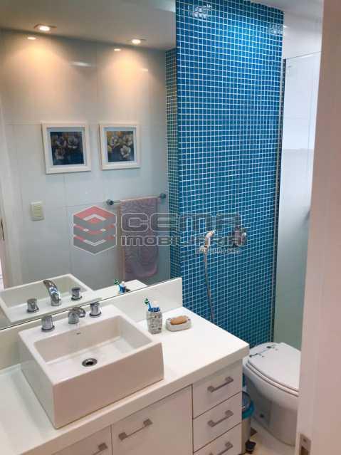 Banheiro Suíte 2 - Apartamento 2 quartos à venda Vila Isabel, Zona Norte RJ - R$ 675.000 - LAAP22865 - 23