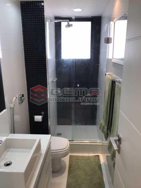 Banheiro Suíte 1 - Apartamento 2 quartos à venda Vila Isabel, Zona Norte RJ - R$ 675.000 - LAAP22865 - 14