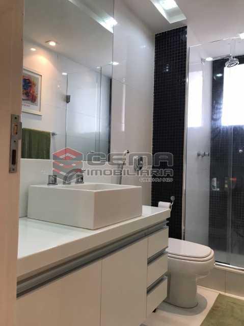 Banheiro Suíte 1 - Apartamento 2 quartos à venda Vila Isabel, Zona Norte RJ - R$ 675.000 - LAAP22865 - 15
