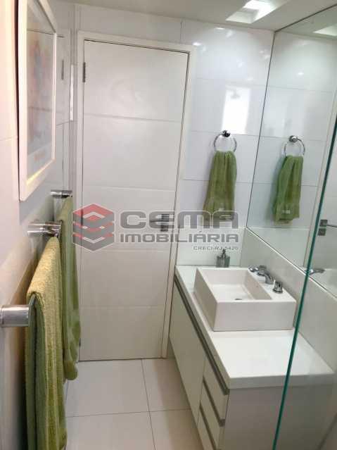 Banheiro Suíte 1 - Apartamento 2 quartos à venda Vila Isabel, Zona Norte RJ - R$ 675.000 - LAAP22865 - 16