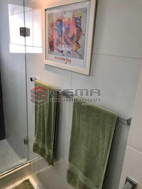 Banheiro Suíte 1 - Apartamento 2 quartos à venda Vila Isabel, Zona Norte RJ - R$ 675.000 - LAAP22865 - 17