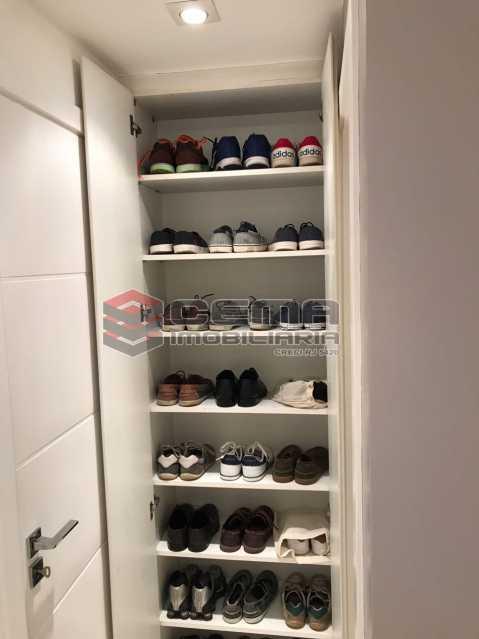 Quarto Suíte 1 - Apartamento 2 quartos à venda Vila Isabel, Zona Norte RJ - R$ 675.000 - LAAP22865 - 13