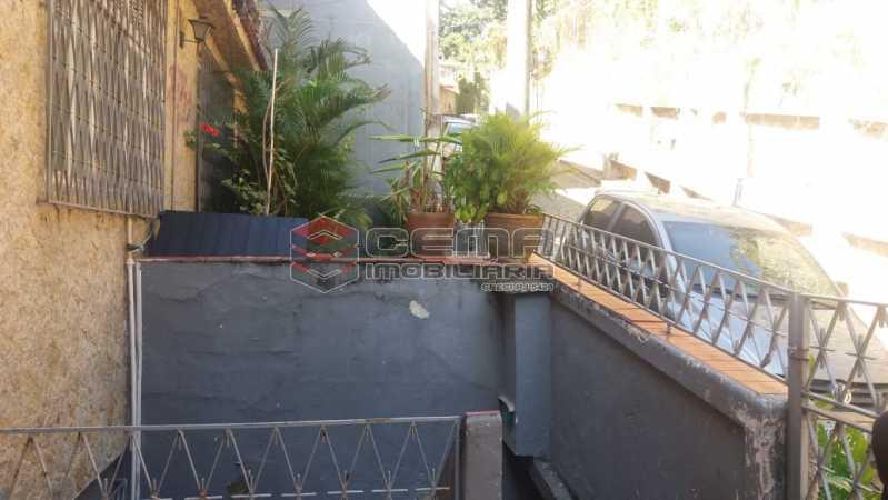 entrada - Casa À Venda - Santa Teresa - Rio de Janeiro - RJ - LACA40066 - 3