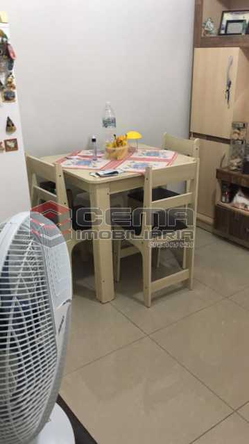 5 - Kitnet/Conjugado 30m² à venda Rua Conde Lages,Centro RJ - R$ 243.000 - LAKI00870 - 7