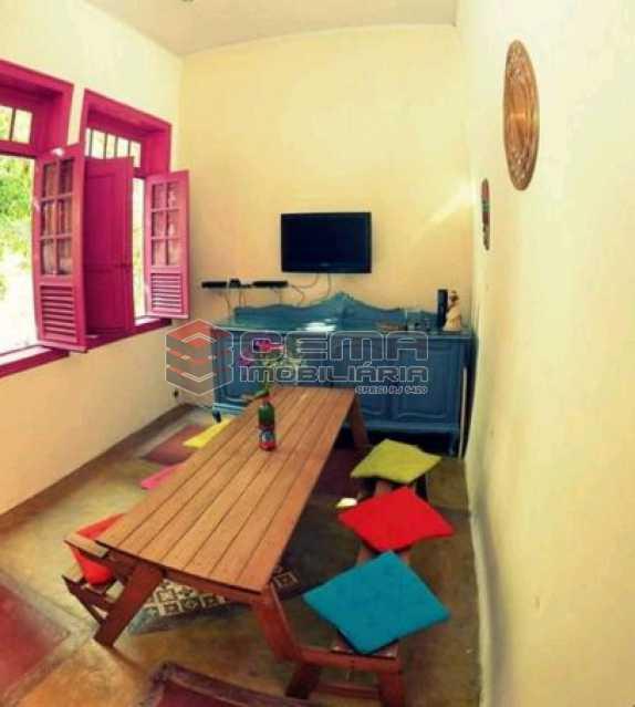 1 - Casa à venda Rua Santo Amaro,Glória, Zona Sul RJ - R$ 1.500.000 - LACA40065 - 1