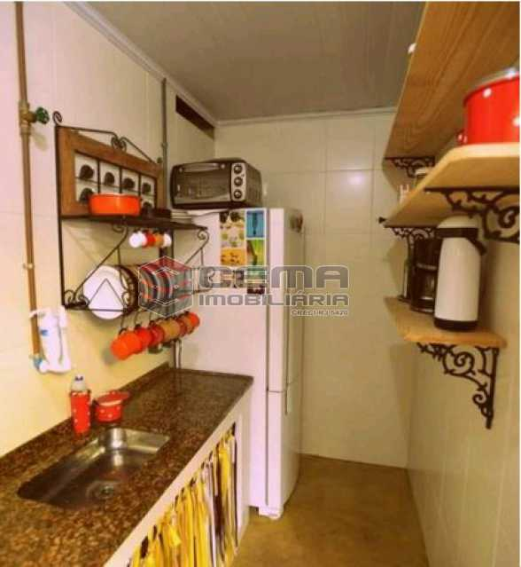 5 - Casa à venda Rua Santo Amaro,Glória, Zona Sul RJ - R$ 1.500.000 - LACA40065 - 4