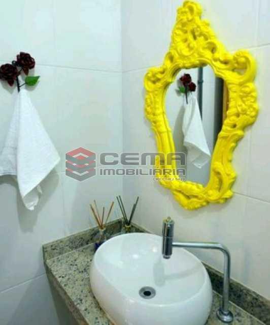 7 - Casa à venda Rua Santo Amaro,Glória, Zona Sul RJ - R$ 1.500.000 - LACA40065 - 9