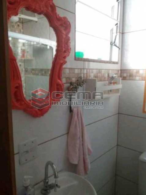 8 - Casa à venda Rua Santo Amaro,Glória, Zona Sul RJ - R$ 1.500.000 - LACA40065 - 10
