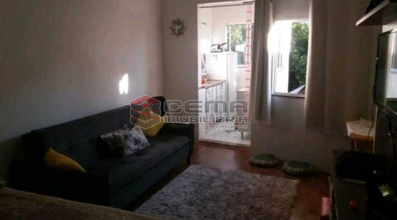 9 - Casa à venda Rua Santo Amaro,Glória, Zona Sul RJ - R$ 1.500.000 - LACA40065 - 6