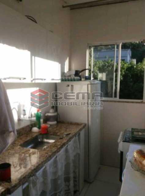 10 - Casa à venda Rua Santo Amaro,Glória, Zona Sul RJ - R$ 1.500.000 - LACA40065 - 11