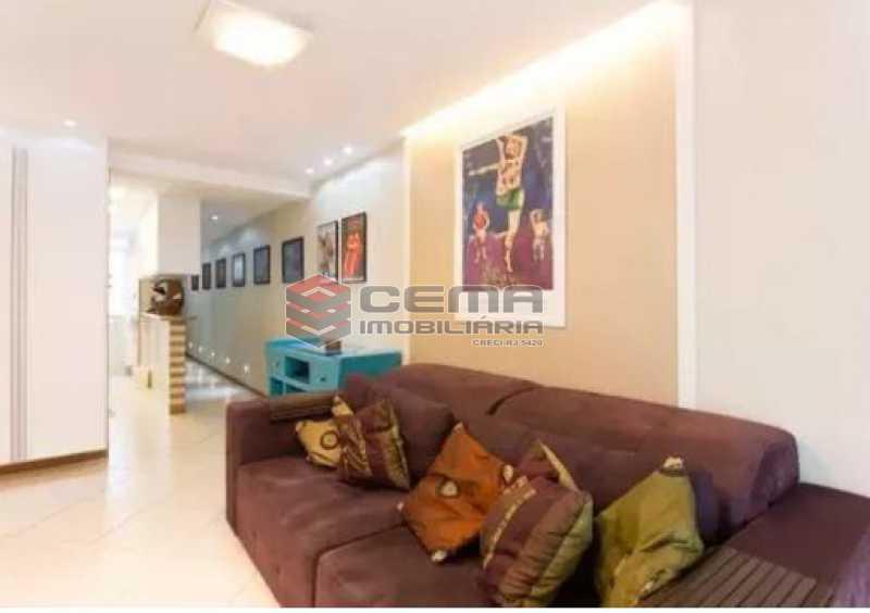 sala - Apartamento À Venda - Flamengo - Rio de Janeiro - RJ - LAAP22891 - 5