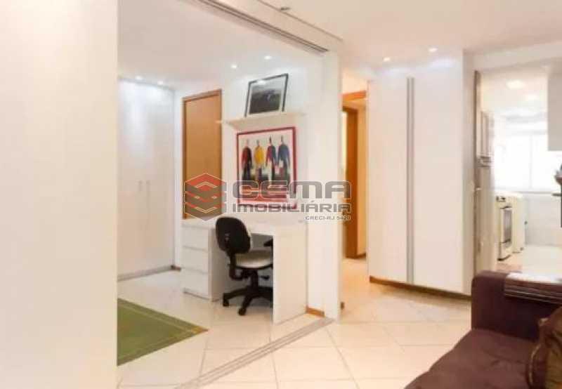 sala - Apartamento À Venda - Flamengo - Rio de Janeiro - RJ - LAAP22891 - 6