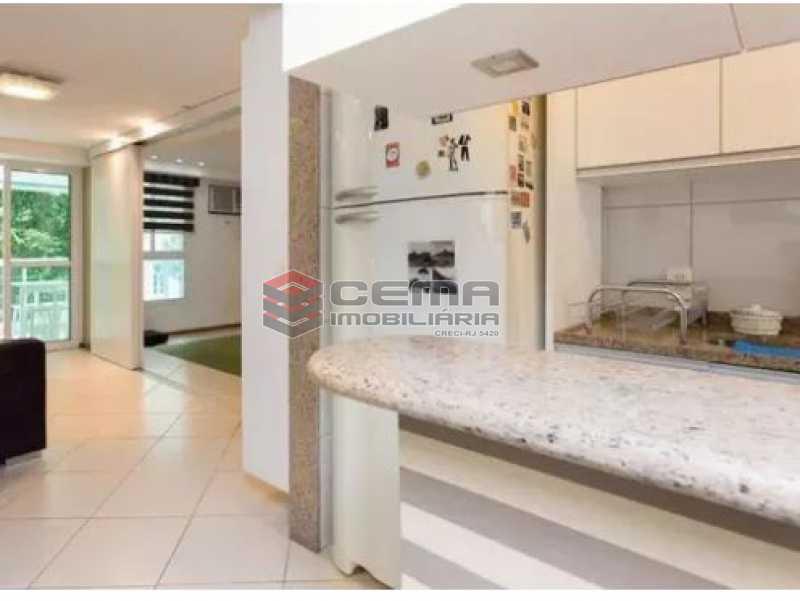 sala - Apartamento À Venda - Flamengo - Rio de Janeiro - RJ - LAAP22891 - 7