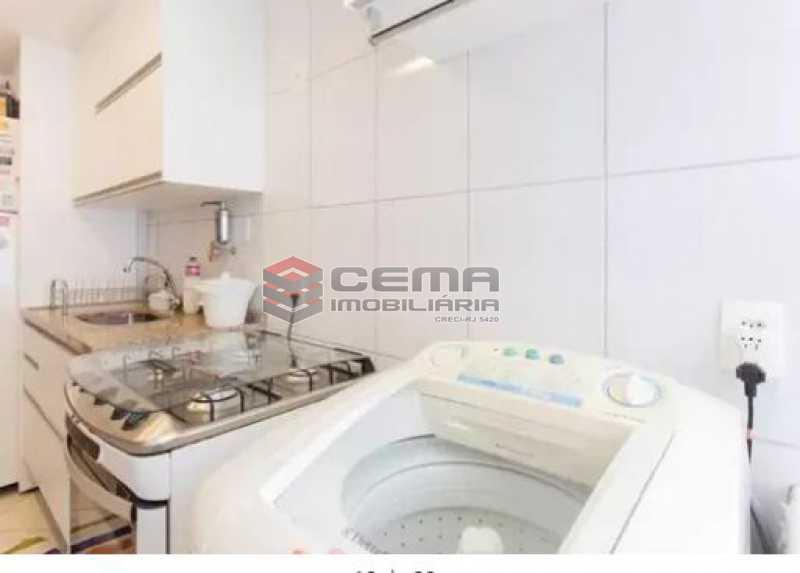 área - Apartamento À Venda - Flamengo - Rio de Janeiro - RJ - LAAP22891 - 16