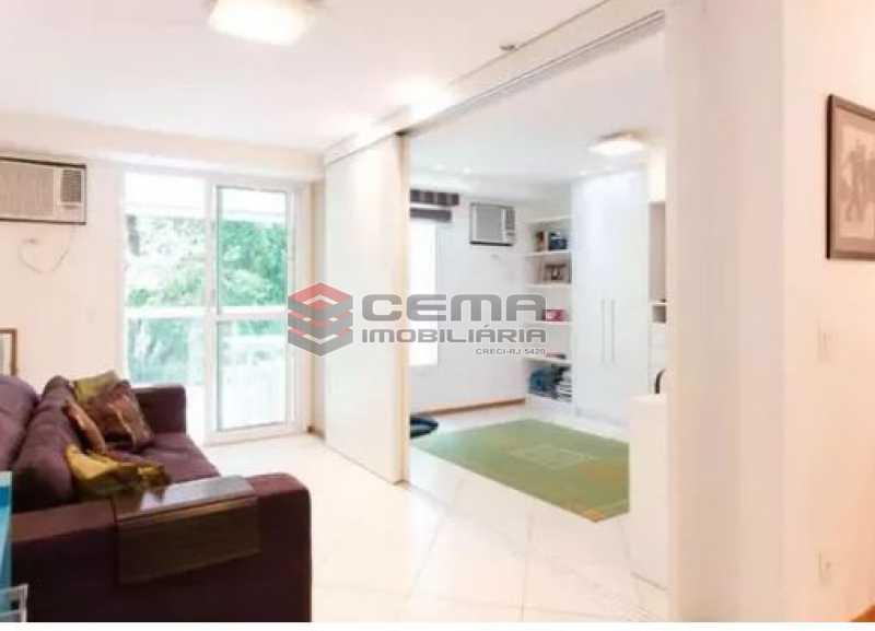 sala - Apartamento À Venda - Flamengo - Rio de Janeiro - RJ - LAAP22891 - 3