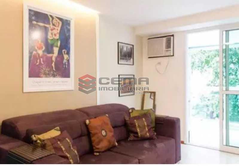 1sala - Apartamento À Venda - Flamengo - Rio de Janeiro - RJ - LAAP22891 - 1