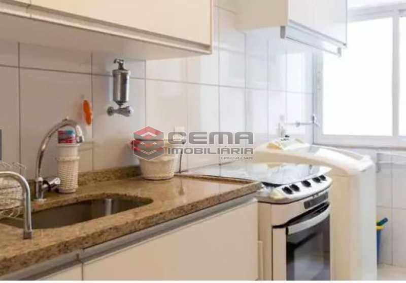 cozinha  - Apartamento À Venda - Flamengo - Rio de Janeiro - RJ - LAAP22891 - 17