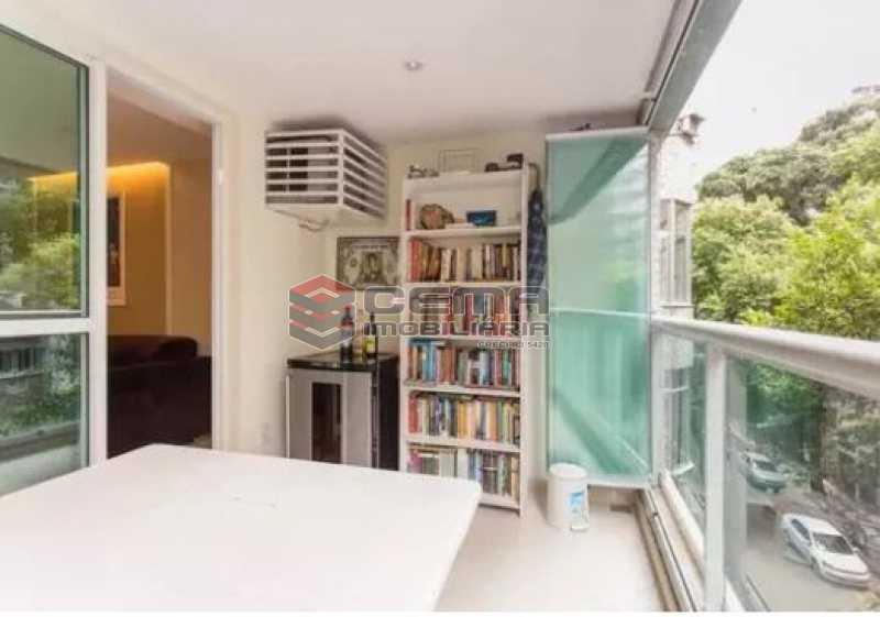 varanda - Apartamento À Venda - Flamengo - Rio de Janeiro - RJ - LAAP22891 - 9