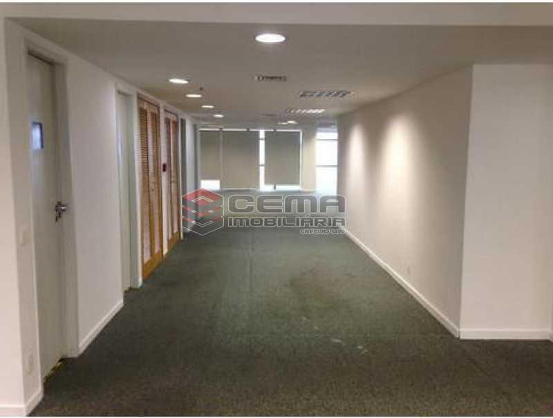 2 - Sala Comercial 410m² para alugar Glória, Zona Sul RJ - R$ 18.000 - LASL00331 - 3
