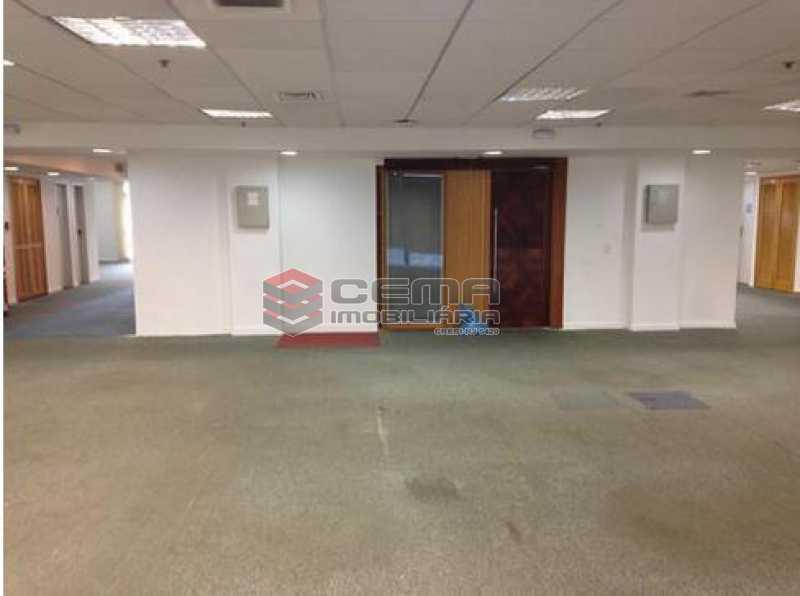 3 - Sala Comercial 410m² para alugar Glória, Zona Sul RJ - R$ 18.000 - LASL00331 - 4