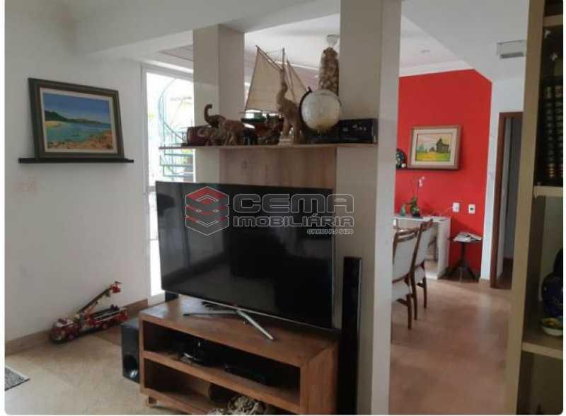 Sala - Cobertura à venda Rua República do Peru,Copacabana, Zona Sul RJ - R$ 2.350.000 - LACO60002 - 1