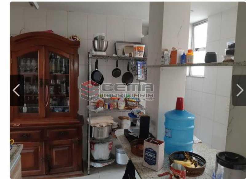 Cozinha - Cobertura à venda Rua República do Peru,Copacabana, Zona Sul RJ - R$ 2.350.000 - LACO60002 - 3