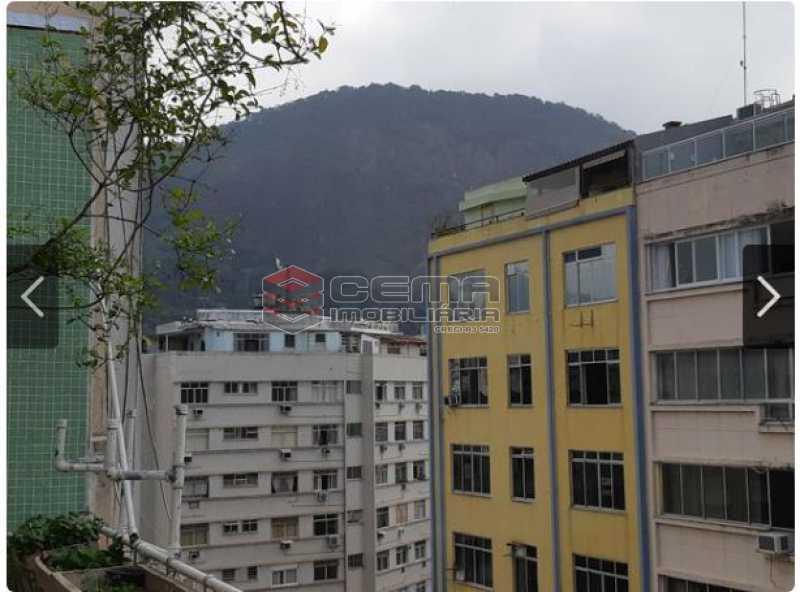 vista  - Cobertura à venda Rua República do Peru,Copacabana, Zona Sul RJ - R$ 2.350.000 - LACO60002 - 5