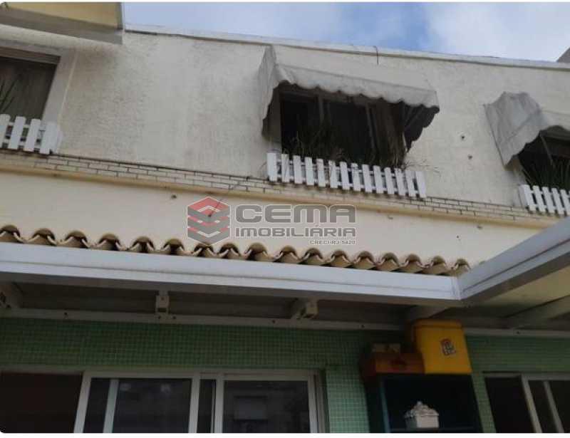 Frente - Cobertura à venda Rua República do Peru,Copacabana, Zona Sul RJ - R$ 2.350.000 - LACO60002 - 11