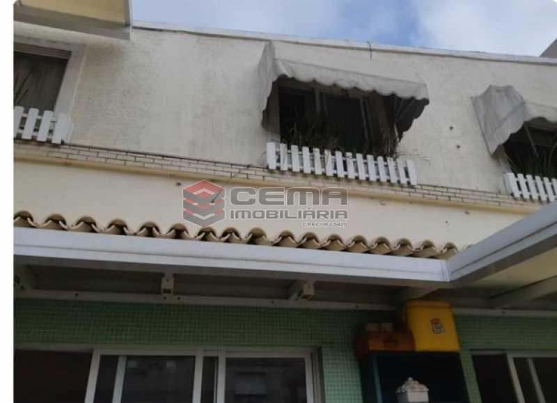 Frente - Cobertura à venda Rua República do Peru,Copacabana, Zona Sul RJ - R$ 2.350.000 - LACO60002 - 12