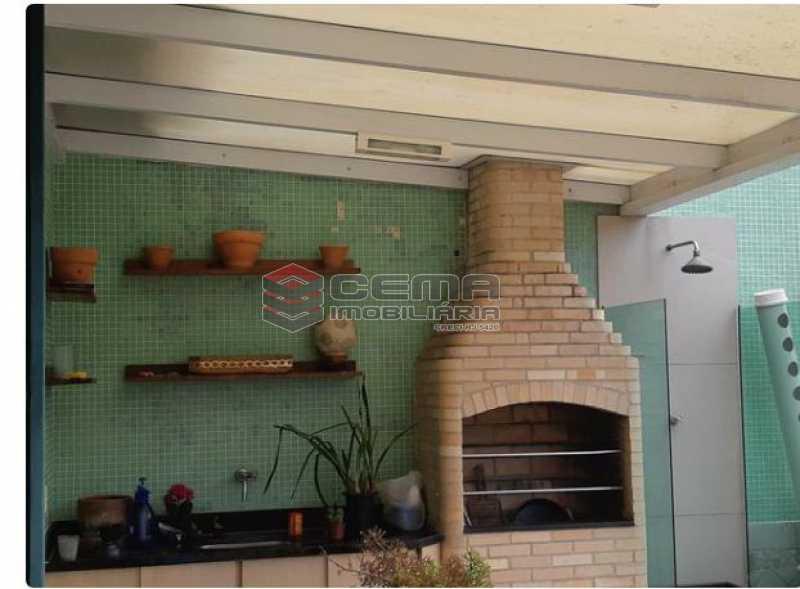 Terraço - Cobertura à venda Rua República do Peru,Copacabana, Zona Sul RJ - R$ 2.350.000 - LACO60002 - 13