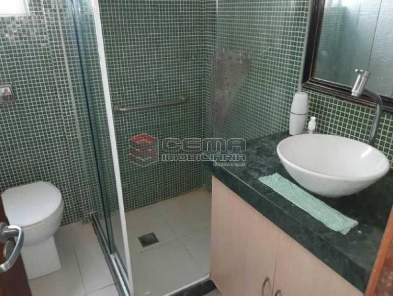 Banheiro - Cobertura à venda Rua República do Peru,Copacabana, Zona Sul RJ - R$ 2.350.000 - LACO60002 - 15