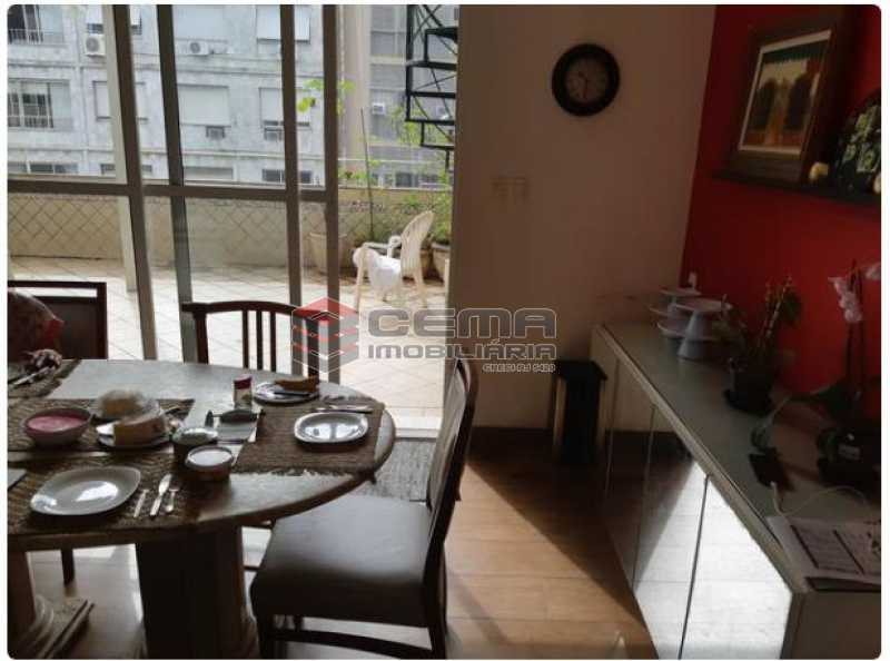 20 - Cobertura à venda Rua República do Peru,Copacabana, Zona Sul RJ - R$ 2.350.000 - LACO60002 - 19