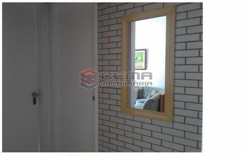 banheiro social - Apartamento À Venda - Icaraí - Niterói - RJ - LAAP22923 - 16