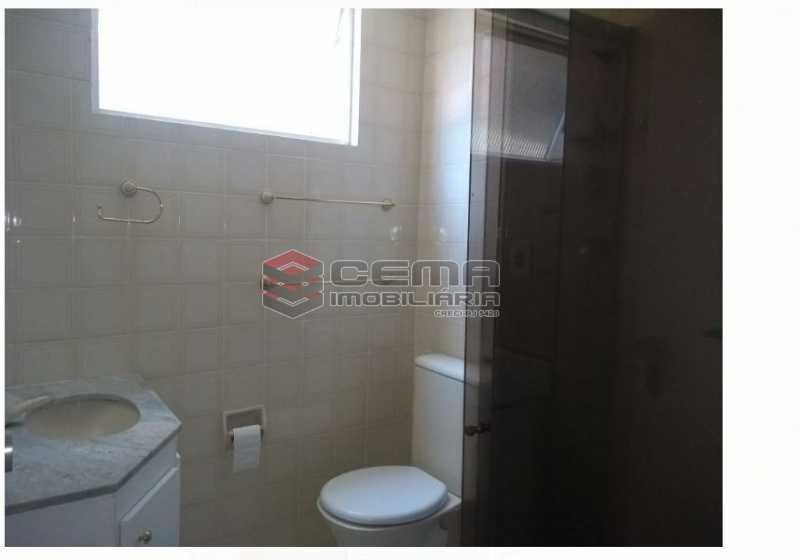 banheiro social - Apartamento À Venda - Icaraí - Niterói - RJ - LAAP22923 - 24
