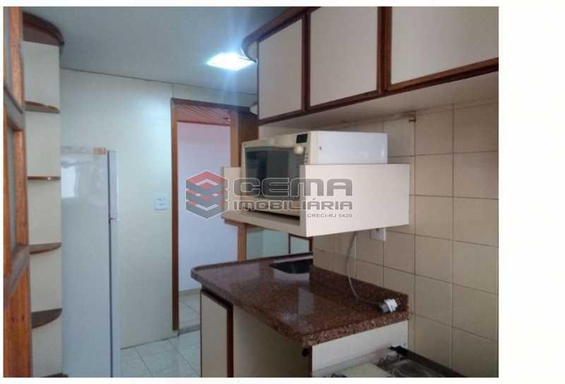 cozinha - Apartamento À Venda - Icaraí - Niterói - RJ - LAAP22923 - 28