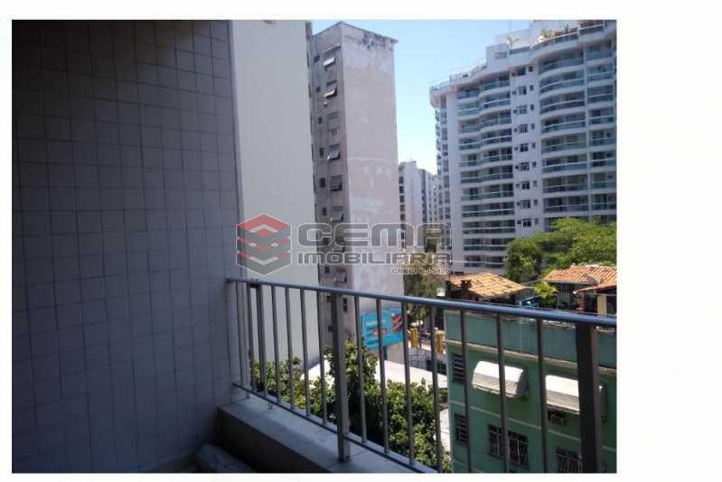 varandão  - Apartamento À Venda - Icaraí - Niterói - RJ - LAAP22923 - 3
