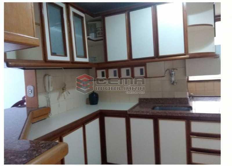 cozinha - Apartamento À Venda - Icaraí - Niterói - RJ - LAAP22923 - 29