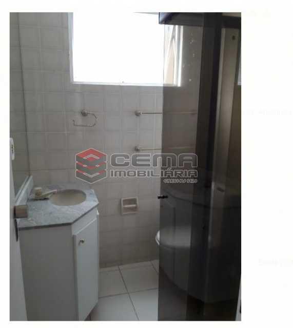 banheiro social - Apartamento À Venda - Icaraí - Niterói - RJ - LAAP22923 - 25