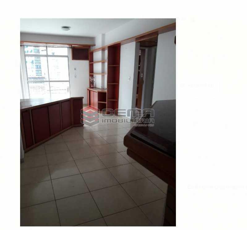 salão 2 ambiente  - Apartamento À Venda - Icaraí - Niterói - RJ - LAAP22923 - 23